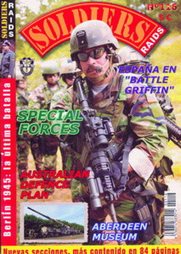 Soldiers Raids Nº 116