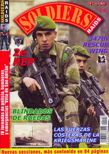 Soldiers Raids Nº 118