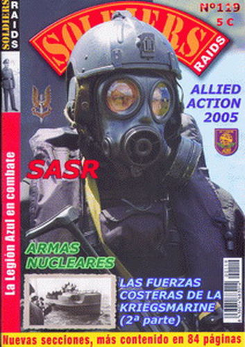 Soldiers Raids Nº 119