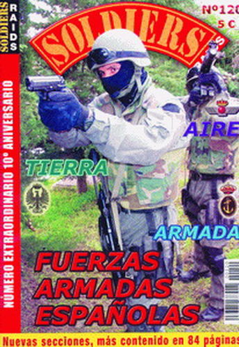 Soldiers Raids Nº 120