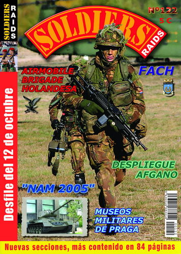 Soldiers Raids Nº 122