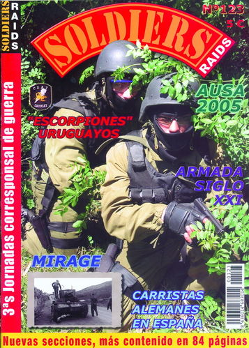 Soldiers Raids Nº 123