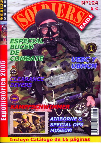 Soldiers Raids Nº 124
