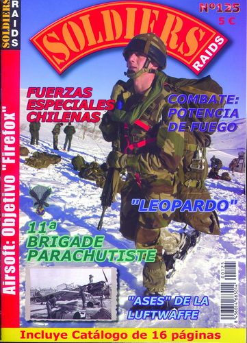 Soldiers Raids Nº 125
