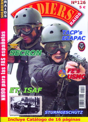 Soldiers Raids Nº 126