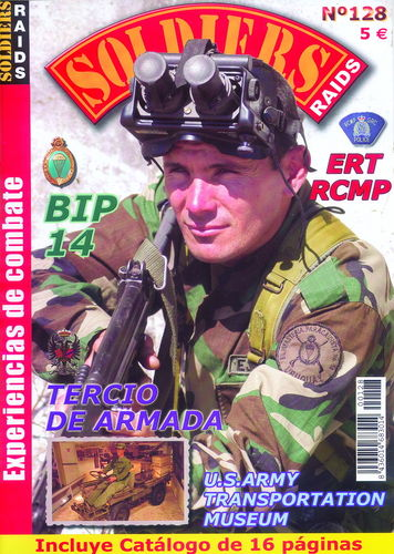 Soldiers Raids Nº 128