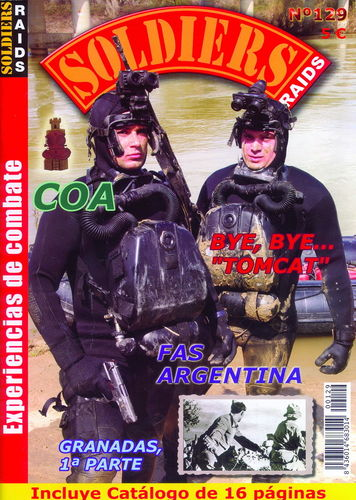 Soldiers Raids Nº 129