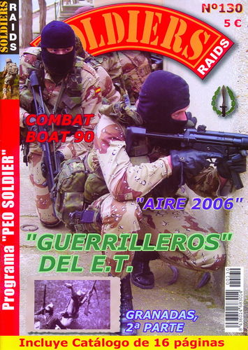 Soldiers Raids Nº 130