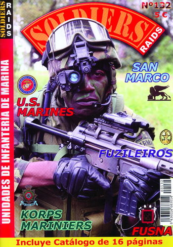 Soldiers Raids Nº 132