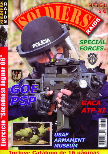 Soldiers Raids Nº 131