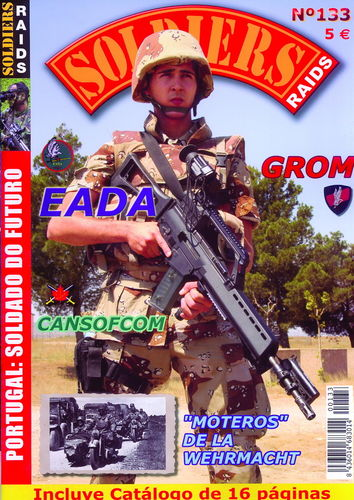 Soldiers Raids Nº 133