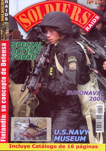 Soldiers Raids Nº 135