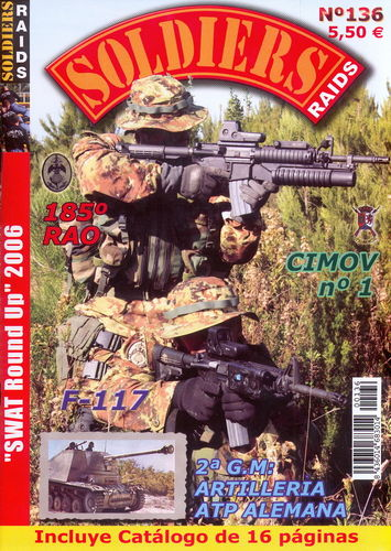 Soldiers Raids Nº 136