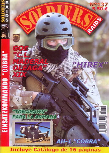 Soldiers Raids Nº 137
