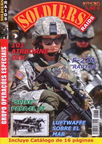 Soldiers Raids Nº 138