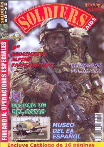 Soldiers Raids Nº 139