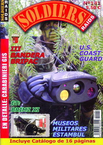 Soldiers Raids Nº 141