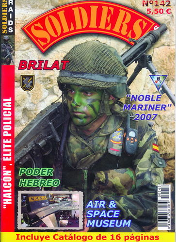 Soldiers Raids Nº 142