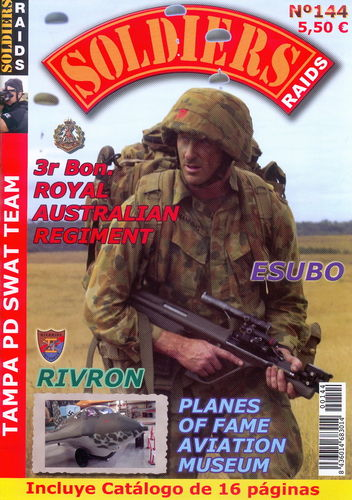 Soldiers Raids Nº 144