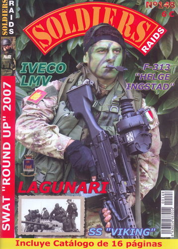 Soldiers Raids Nº 148