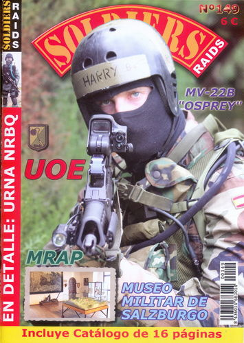 Soldiers Raids Nº 149