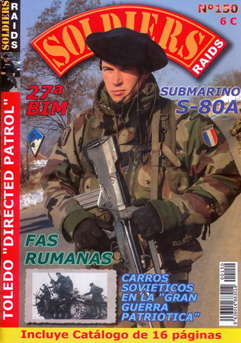 Soldiers Raids Nº 150