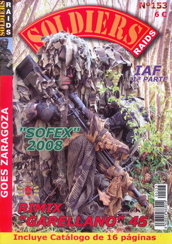 Soldiers Raids Nº 153