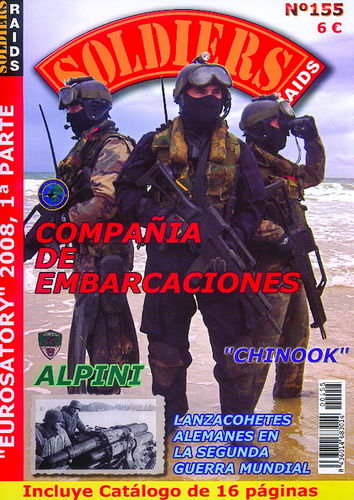 Soldiers Raids Nº 155
