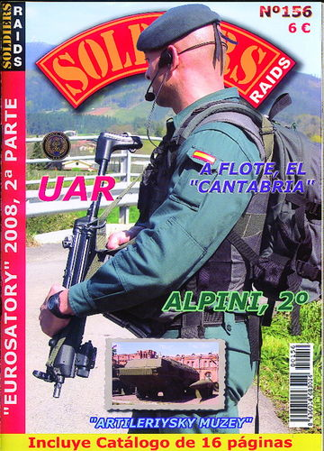 Soldiers Raids Nº 156