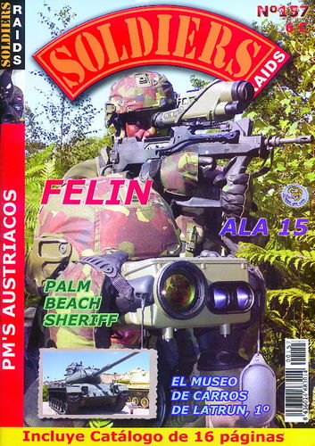 Soldiers Raids Nº 157