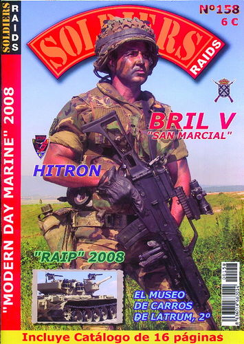 Soldiers Raids Nº 158