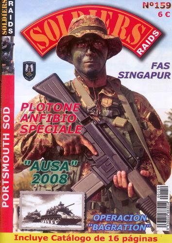 Soldiers Raids Nº 159