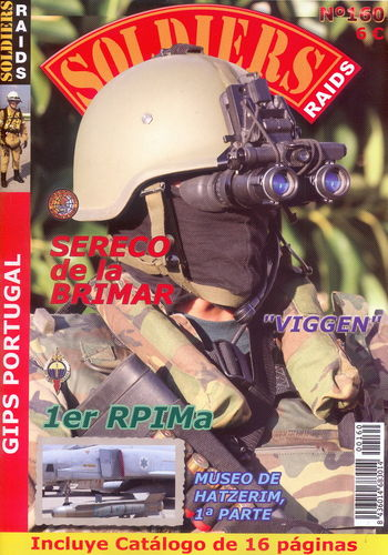 Soldiers Raids Nº 160