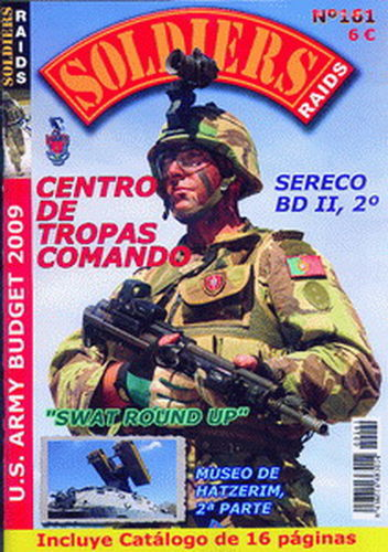 Soldiers Raids Nº 161