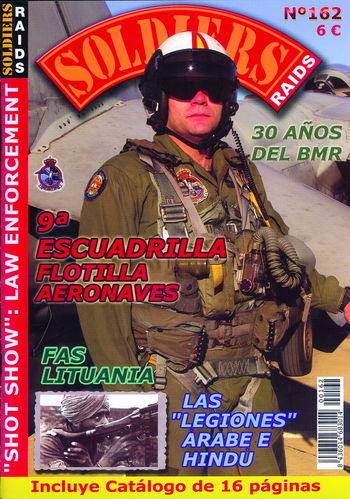 Soldiers Raids Nº 162