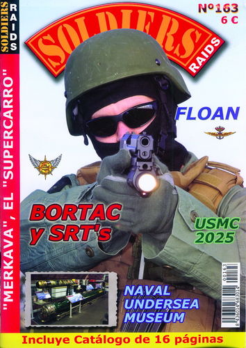 Soldiers Raids Nº 163