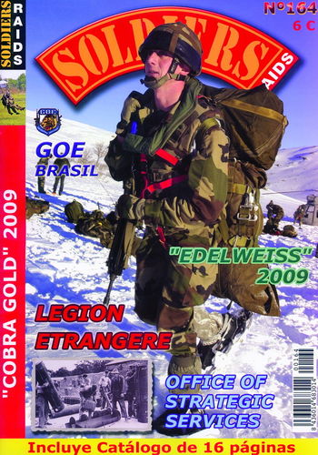 Soldiers Raids Nº 164