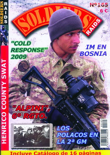 Soldiers Raids Nº 165