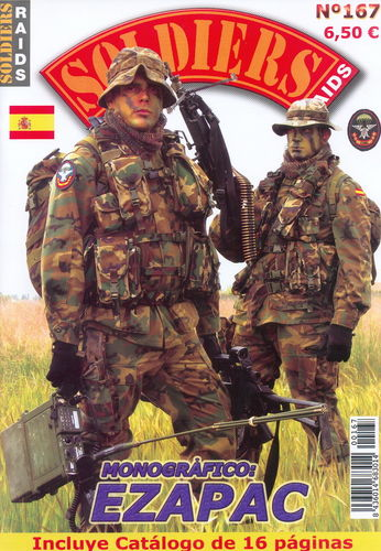 Soldiers Raids Nº 167