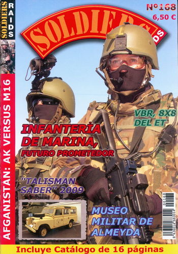 Soldiers Raids Nº 168