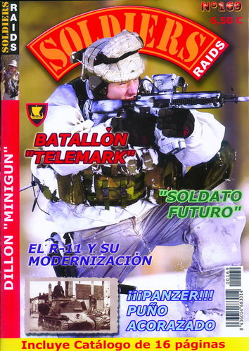 Soldiers Raids Nº 169