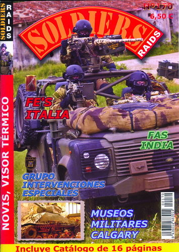 Soldiers Raids Nº 170