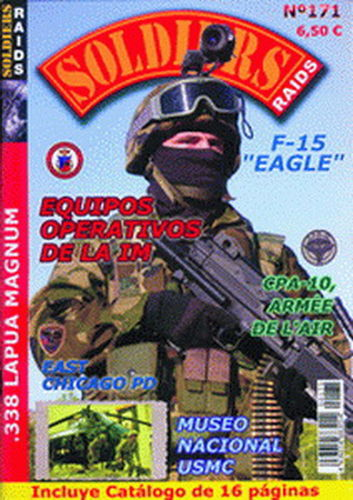 Soldiers Raids Nº 171