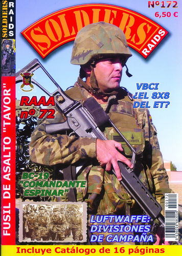 Soldiers Raids Nº 172