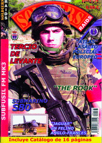 Soldiers Raids Nº 173