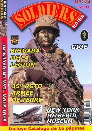 Soldiers Raids Nº 174