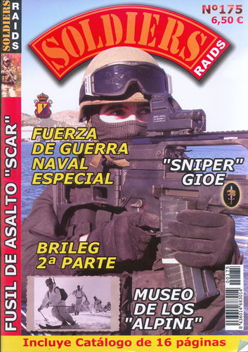 Soldiers Raids Nº 175