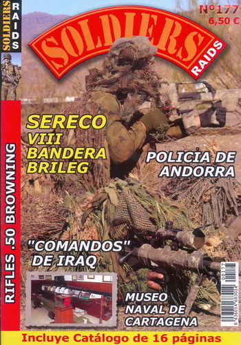 Soldiers Raids Nº 177
