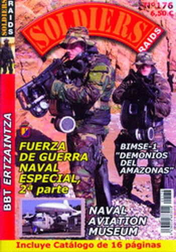 Soldiers Raids Nº 176