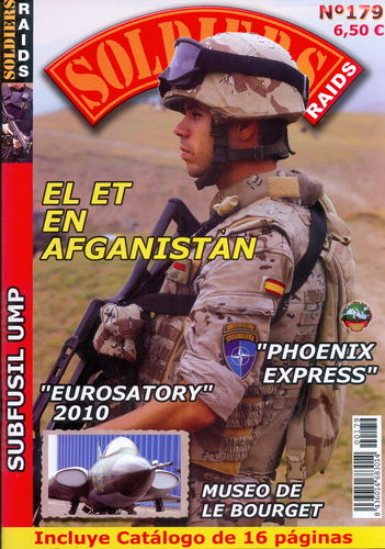 Soldiers Raids Nº 179
